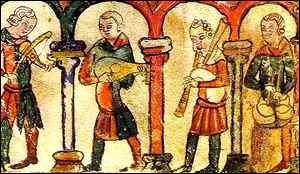 Concierto medieval en Castrillón @ Monasterio de Santa Maria de Raices