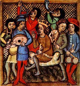 III semana medieval de Gauzón @ Monasterio de La Merced